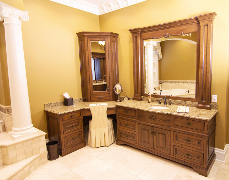 Bathroom Vanities Evansville In bathroom cabinets, countertops, evansville in