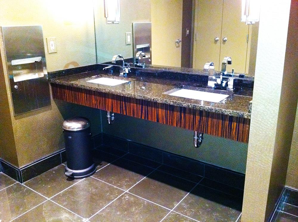 Commercial Vanity Fehrenbacher Cabinets Inc