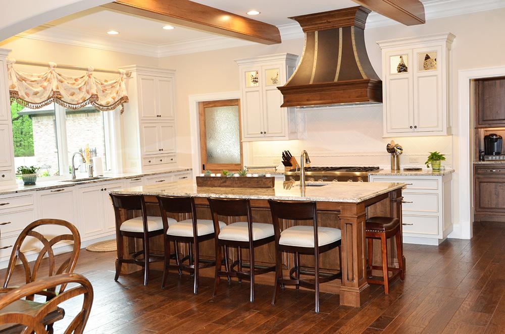 kitchen islands, evansville in