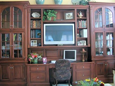 Bookcases and Furniture