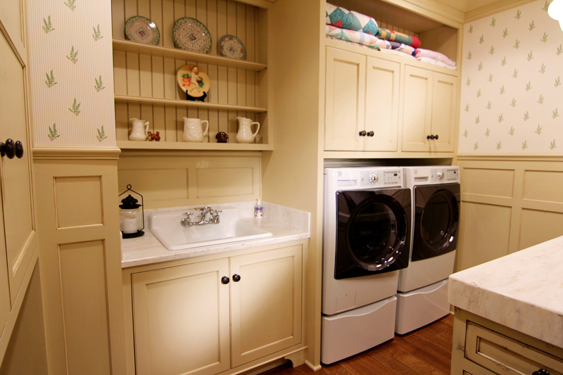 Laundry Cabinets Evansville In