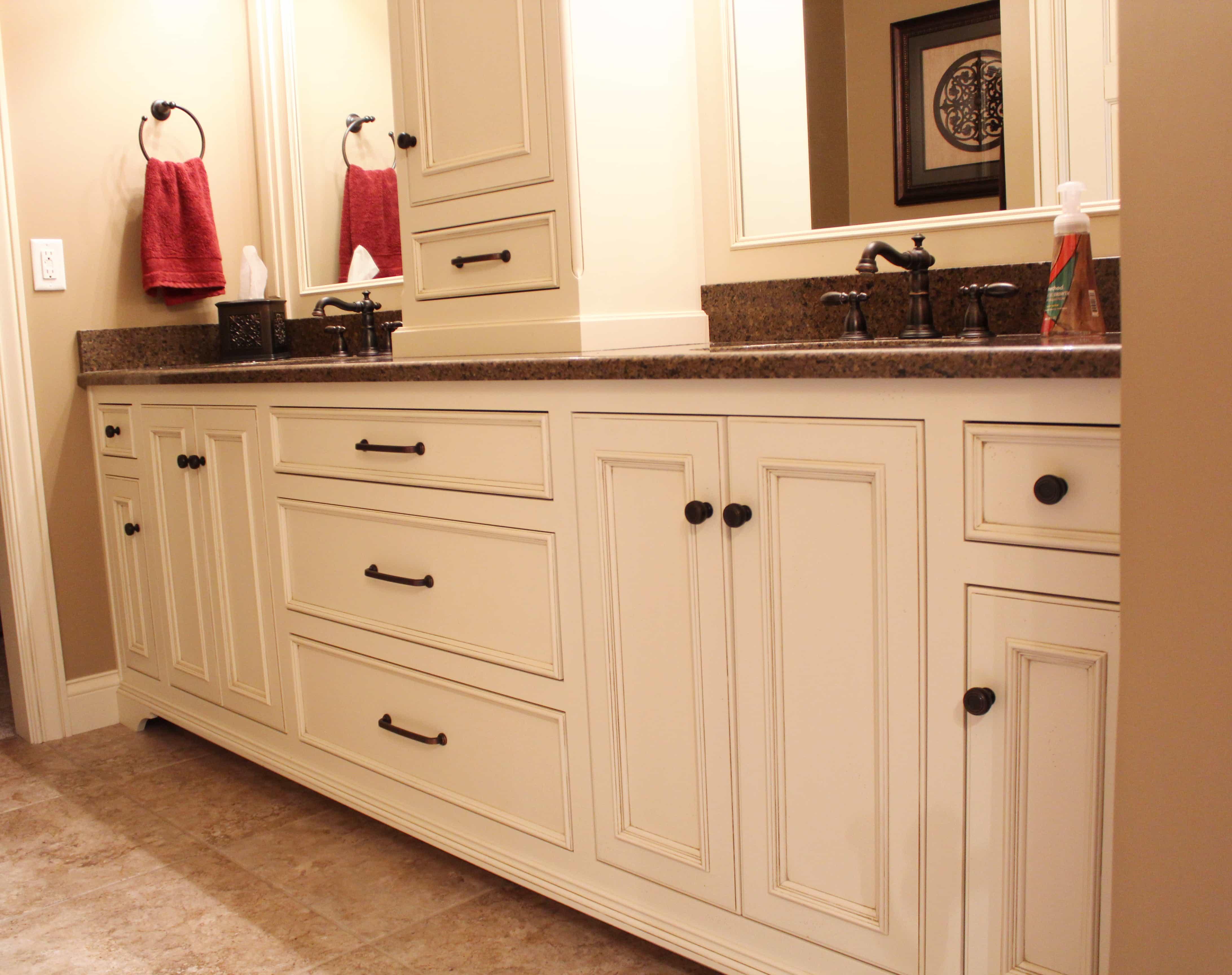 Interior Kitchen Cabinets Evansville In bathroom cabinets countertops evansville in master bath 3