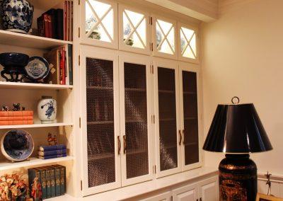 Side View of Doors