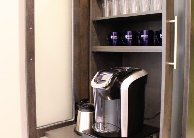 Conf Room Coffee Station 3