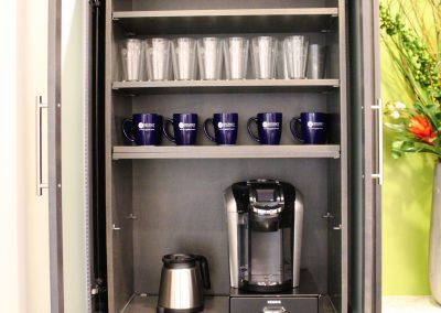 Conf Room Coffee Station 4