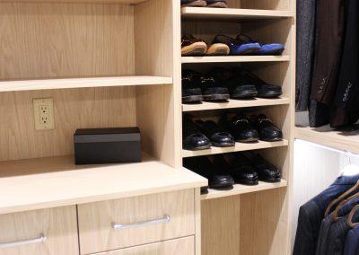 Shoe Area