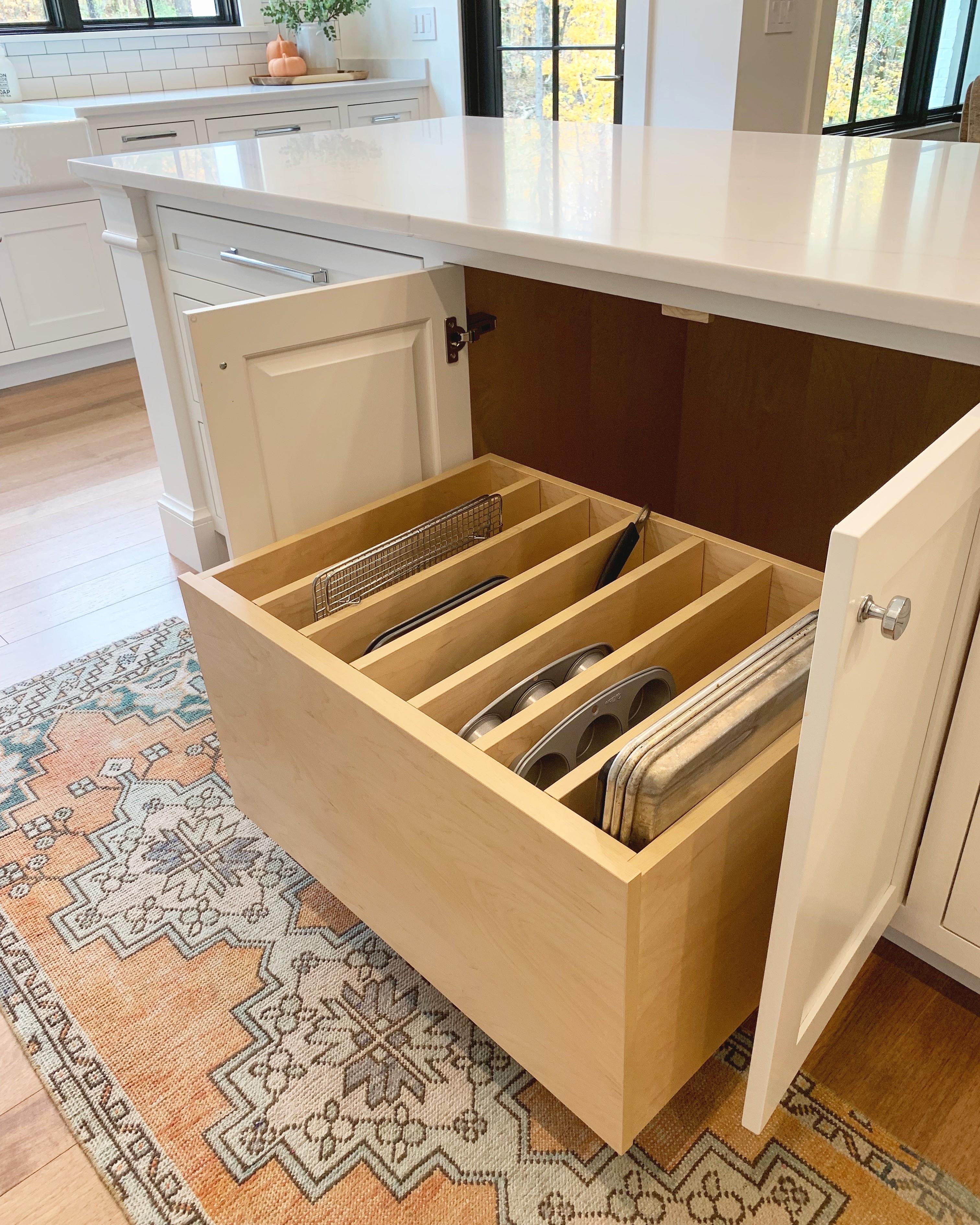 Kitchen Corner Cabinet Ideas Appliance Garage